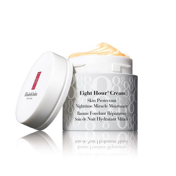 Eight Hour® Baño fundente reparador cuidado de noche hidratante milagroso, , large