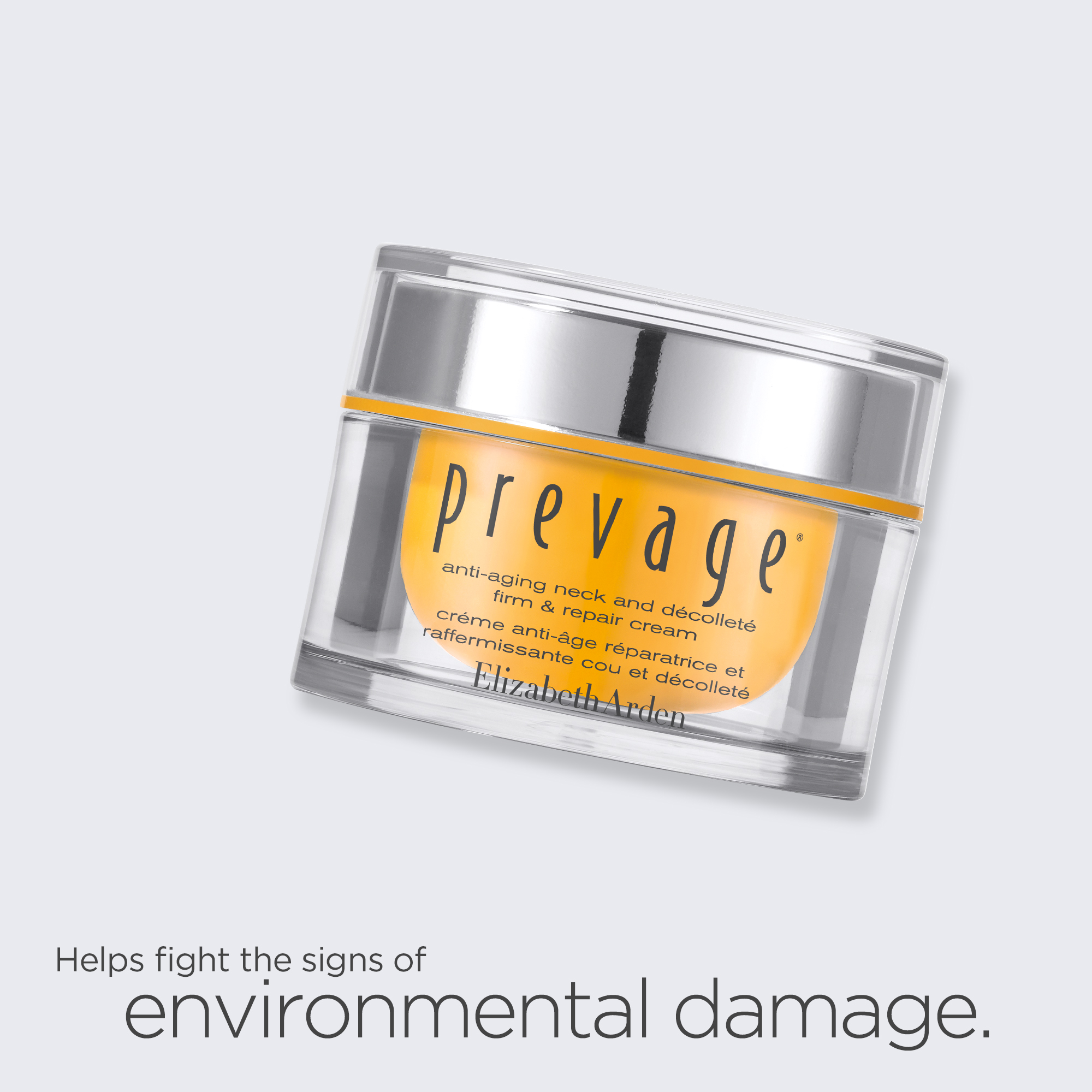 Helps fight signs of environmental damage.